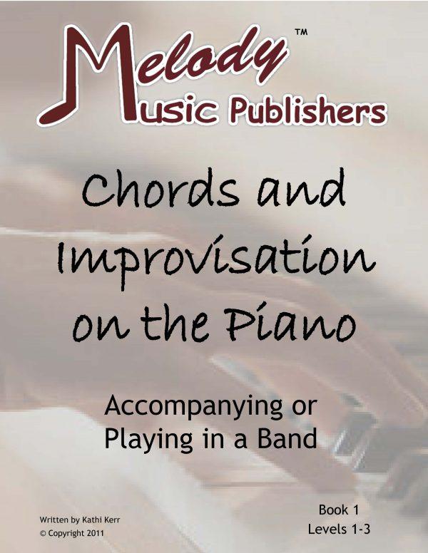 Chords & Improv cover