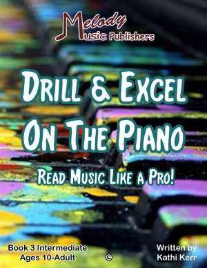 Drill & Excel On the Piano Book 3