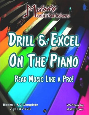 Drill & Excel On the Piano Complete
