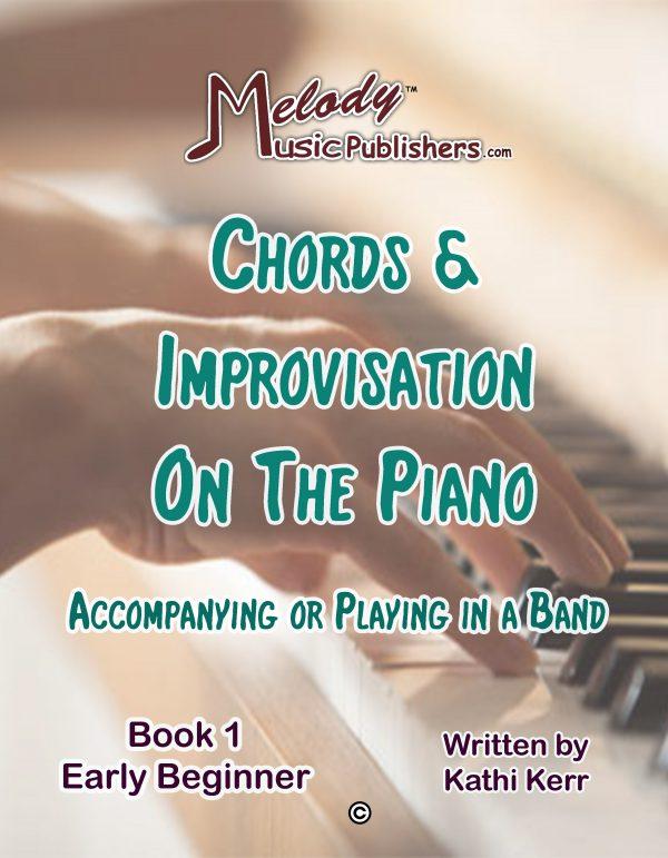 Chords & Improvisation Piano