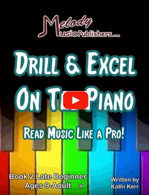 Drill & Excel On the Piano book 2