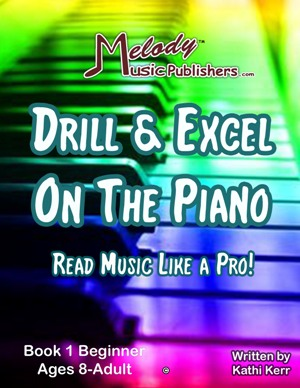Drill & Excel On the Piano Books 1-4